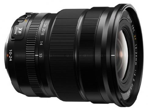 Fujifilm ra ống kính zoom góc siêu rộng 10-24 mm
