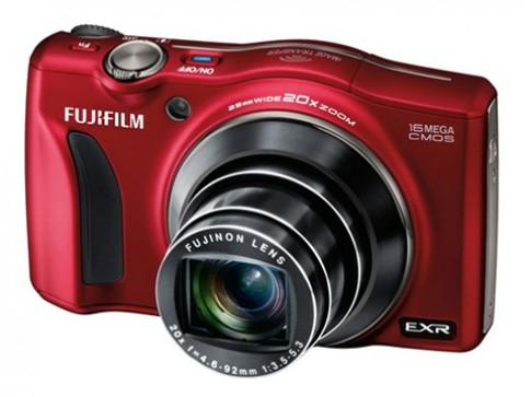 Fujifilm ra siêu zoom 20x nhỏ gọn có kết nối Wi-Fi