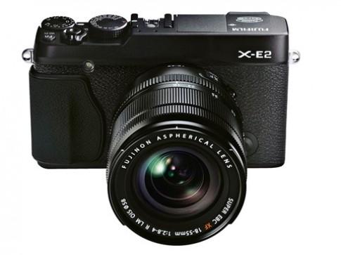 Fujifilm X-E2 trình làng với cảm biến giống X100S