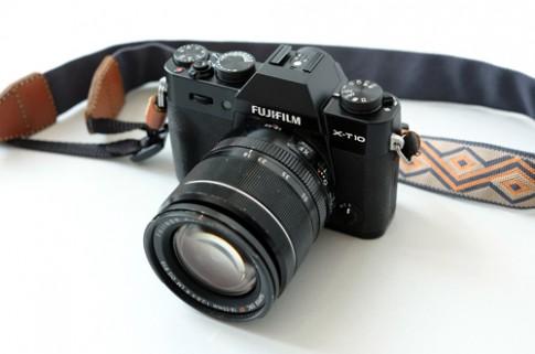 Fujifilm X-T10 - bản giá rẻ của X-T1 về Việt Nam