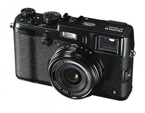 Fujifilm X100S bản màu đen đặc biện lộ diện