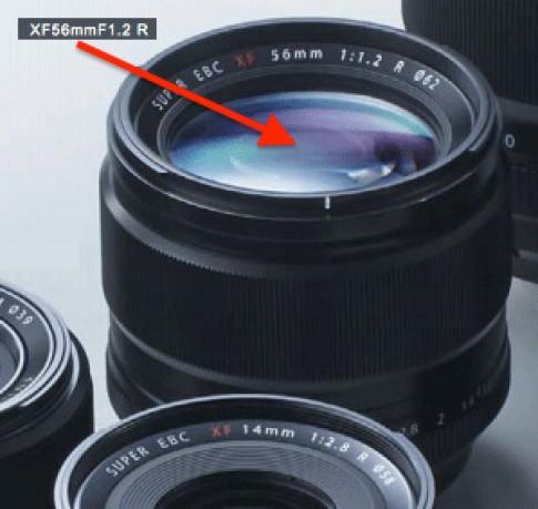 Fujifilm XF 56 mm f/1.2 R sẽ ra mắt tại CES 2014