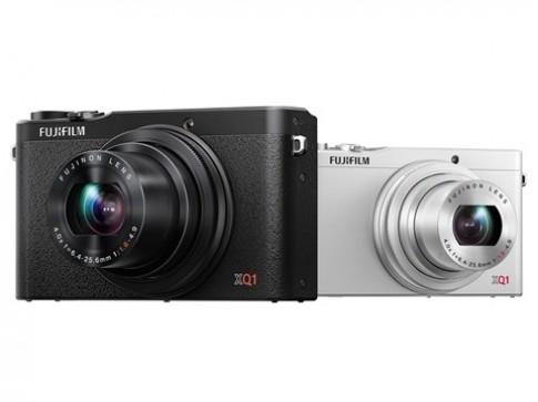 Fujifilm XQ10 - máy compact dùng cảm biến X-Trans CMOS