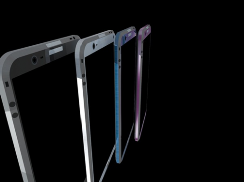 Galaxy S6 phiên bản màu mè, vỏ kim loại nguyên khối