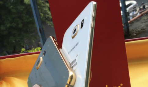 Galaxy S6 và S6 Edge mạ vàng - Made by Vietnamese