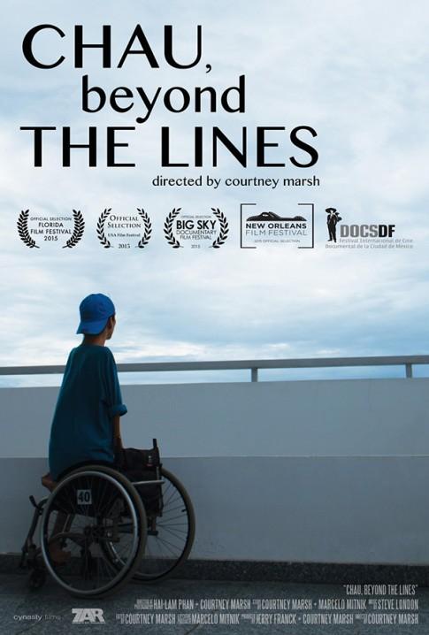 Gặp chàng trai Việt vẽ tranh bằng miệng trong phim tài liệu được đề cử tranh giải Oscar 2016
