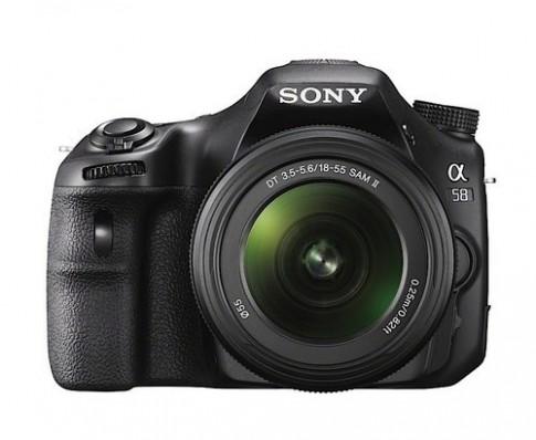 Giá bán loạt máy ảnh mới của Sony năm 2013