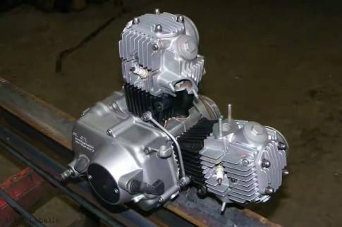 Giấc mơ cục máy Ducati cho xe nhỏ đã thành hiện thực sau 5 năm