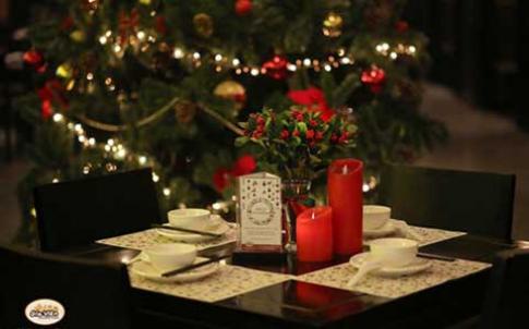 Giáng sinh ấm áp tại nhà hàng Gia Viên