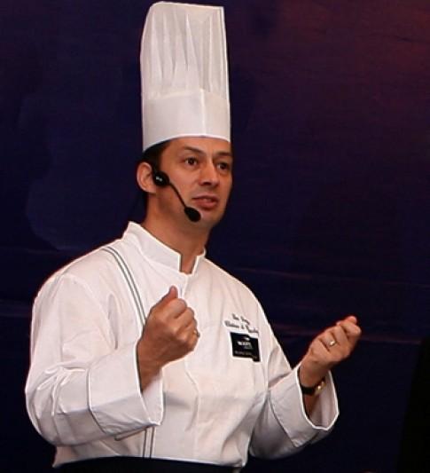 Giao lưu ẩm thực Pháp cùng bếp trưởng lâu đài Chanteloup