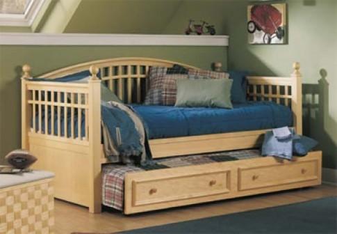 Giường sinh đôi