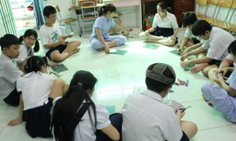 Giúp trẻ tự kỷ hòa nhập vào trường học