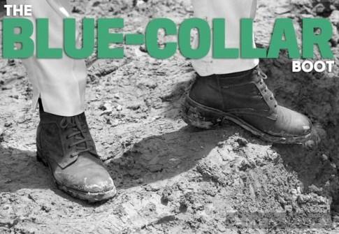 Gợi ý: Những mẫu boots nam mùa thu đông 2013 từ GQ (P4)