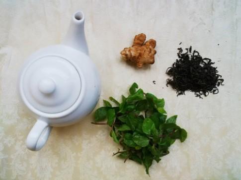 Hai cách pha trà húng quế ấm áp ngày thu