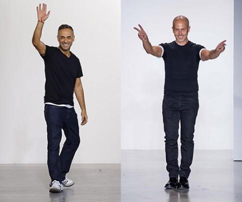 Hai giám đốc sáng tạo của Calvin Klein nghỉ việc