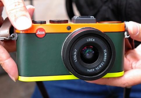 'Hàng hiếm' Leica X2Paul Smith xuất hiện tại VN