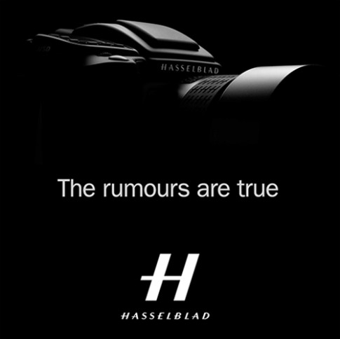 Hasselblad công bố máy ảnh medium-format 50 'chấm'