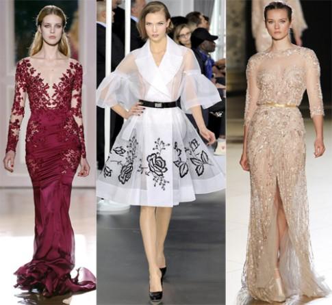 Haute Couture - thời trang xa xỉ 'đáng đồng tiền bát gạo'