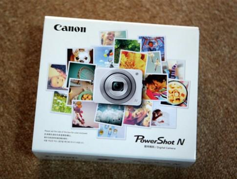 Hình ảnh Canon Powershot N tại Việt Nam
