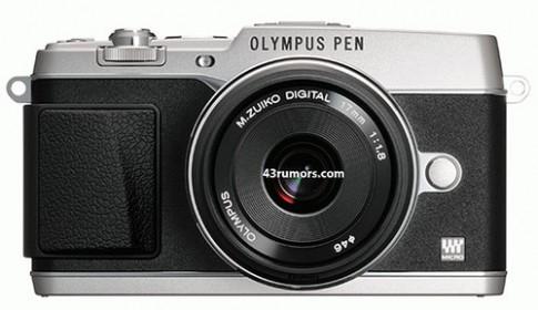 Hình ảnh đầu tiên của model Olympus E-P5