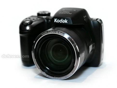 Hình ảnh đầu tiên về 2 mẫu compact zoom 52x của Kodak