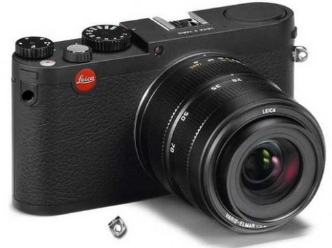 Hình ảnh mới nhất của máy ảnh Leica Mini M
