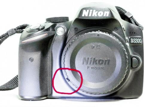 Hình ảnh rò rỉ đầu tiên của máy ảnh Nikon D3300