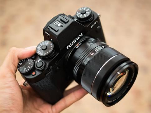 Hình ảnh thực tế Fujifilm X-T1 tại Việt Nam