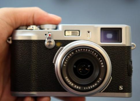 Hình ảnh thực tế Fujifilm X100s tại TP HCM