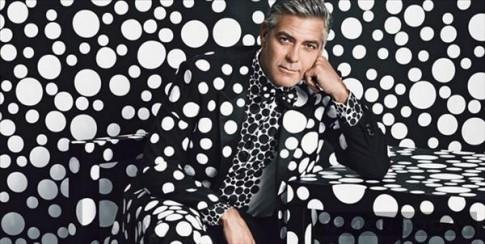 Họa tiết chấm bi: Xu hướng thời trang nam xuân/hè 2014