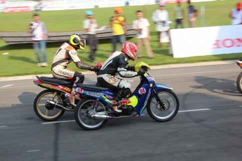 Honda Việt Nam hi vọng VN sẽ có những tay đua cừ khôi tham dự Asia Dream Cup 2016