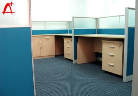 Hợp lý hóa văn phòng diện tích nhỏ
