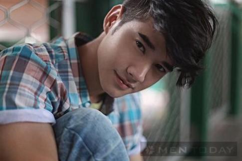 Hot boy Thái Mario tung ảnh đẹp trai rạng ngời