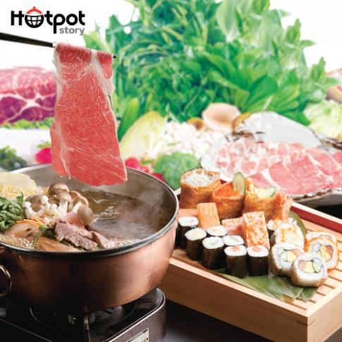 Hotpot Story mở chi nhánh đầu tiên tại Hà Nội