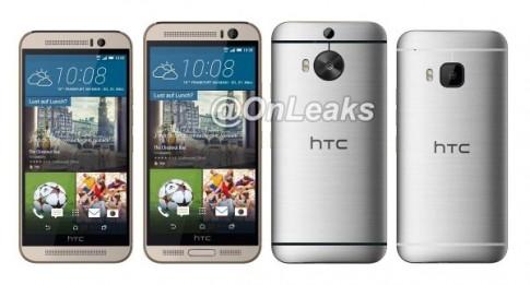 HTC M9 Plus tin đồn và lộ hàng