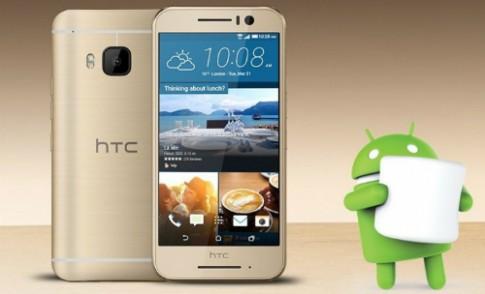 HTC ra One S9 kiểu dáng cũ, phần mềm mới