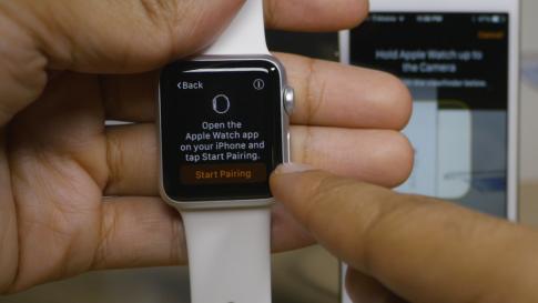 Hướng dẫn kết nối và cài đặt Apple Watch với iPhone