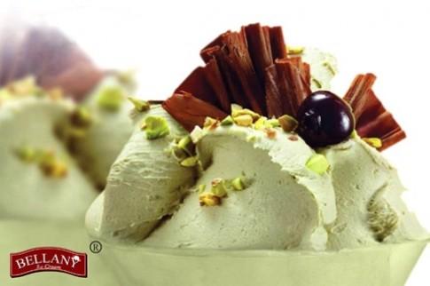 Hương vị thơm ngon từ kem Bellany