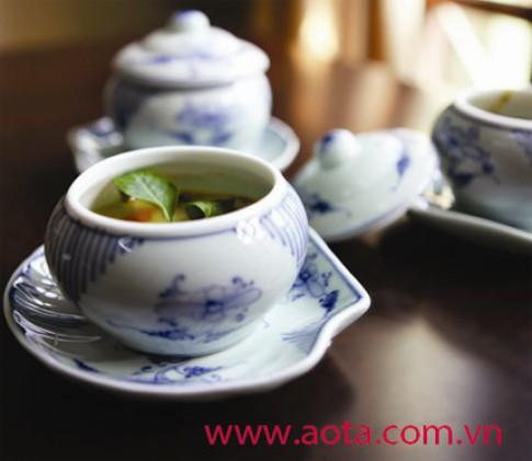 Hương vị Việt tại nhà hàng Ao Ta