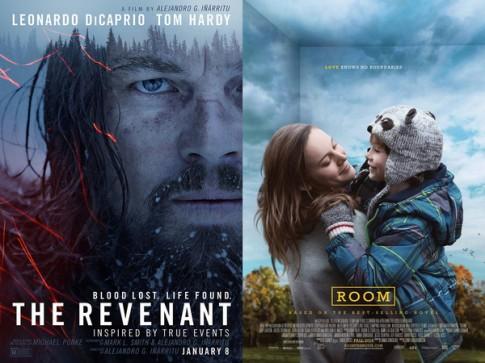 """IMDb dự đoán Leonardo Dicaprio và """"The Revenant"""" sẽ đại thắng Oscar 88"""