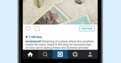 Instagram cho phép mua sản phẩm ngay từ ảnh