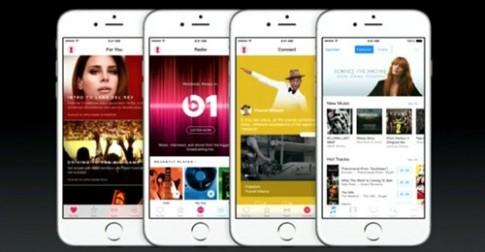 iOS 8.4 sẽ ra mắt 30/6 và có sẵn dịch vụ Apple Music