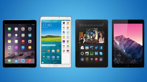 iPad Air 2 của Apple chiếm lĩnh thị trường
