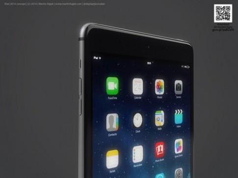 iPad Air 2 cùng iPad Mini với thiết kế... iPhone phóng to