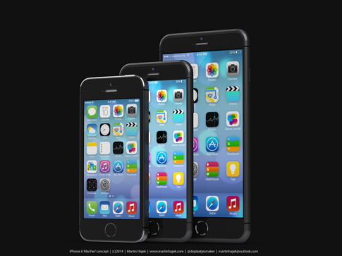 iPhone 6 bản 5.5 inch bán vào 19/9, số lượng hạn chế