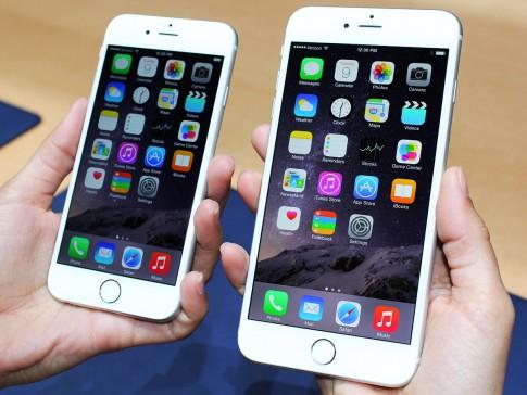 iPhone 6 plus lock mang làn gió mới đến người dùng