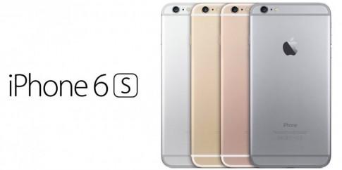 iPhone 6s và iPhone 6s Plus đã sẵn sàng để lên kệ