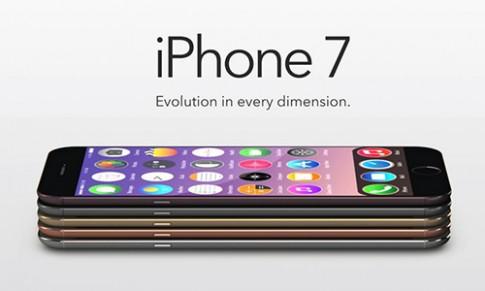 iPhone 7 mỏng nhẹ hơn nhưng pin sẽ lớn hơn