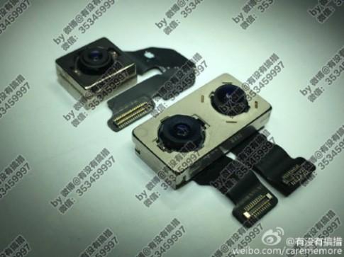 iPhone 7 Plus mới sẽ có camera kép