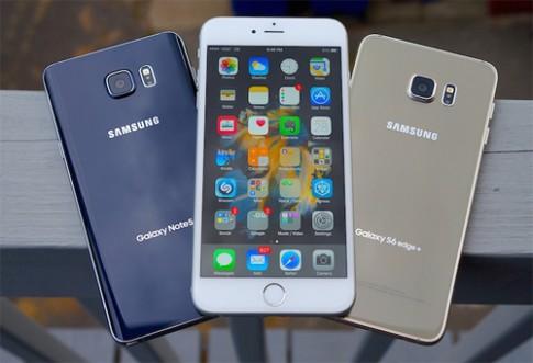 iPhone sắp dùng màn hình Amoled như Samsung